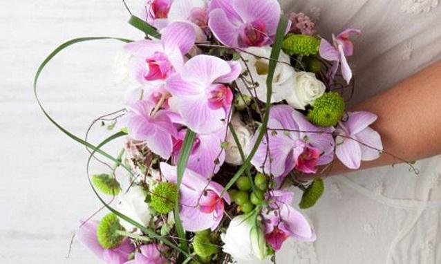 bouquet di fiori sposa