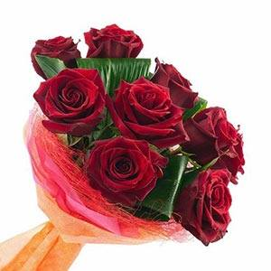 9 rose rosse per stupire a san valentino