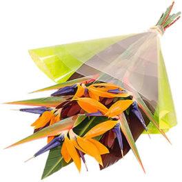 Mazzo composizione con fiori Sterlizie