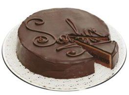 sacher torta invio online