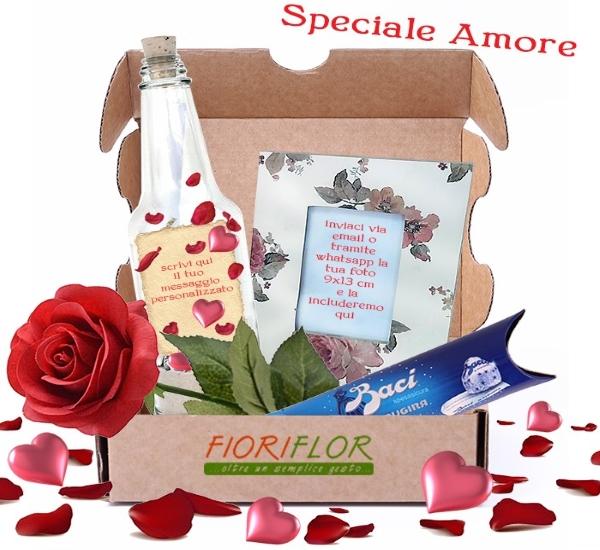 pacco regalo speciale amore san valentino 14 febbraio
