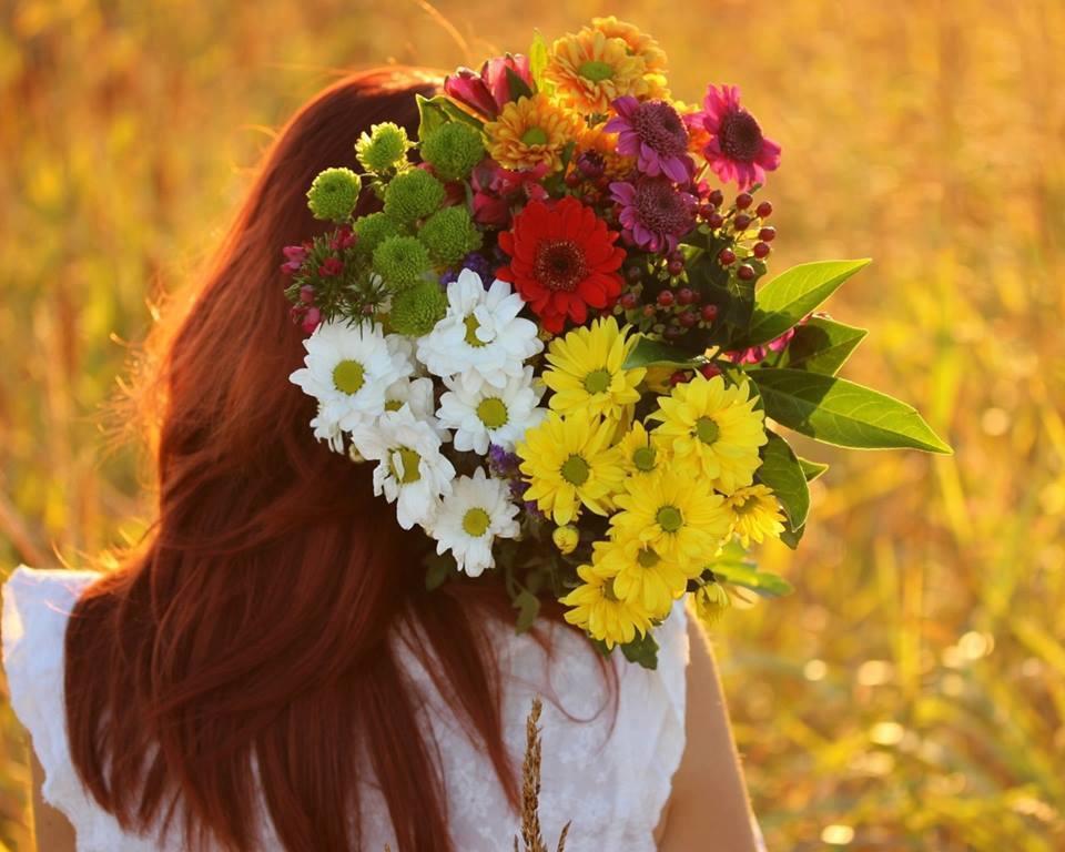 i colori dei fiori quali mazzi di fiori scegliere