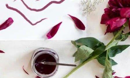 la scrittura invisibile e segreta dei fiori